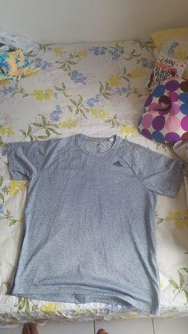 Vendo duas camisas da Adiddas