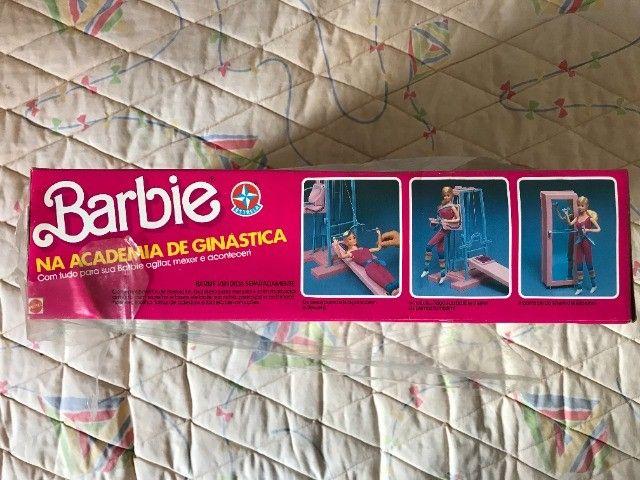 """Relíquia Barbie - Na Academia de Ginástica """"Estrela Matel"""" - Foto 3"""