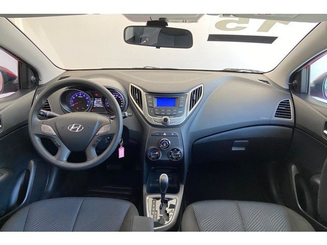 Hyundai HB20 1.6 comfort plus vermelho 16v flex 4p aut. - Foto 7