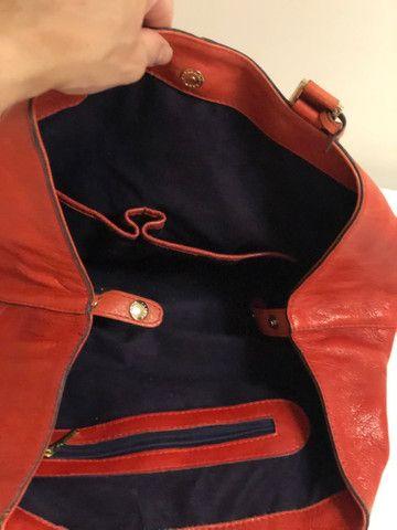 Bolsa de couro Arezzo - original - Foto 4