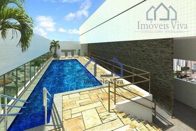 Apartamento com 1 quarto à venda, 32 m² por R$ 290.000 - Soledade - Recife/PE - Foto 8