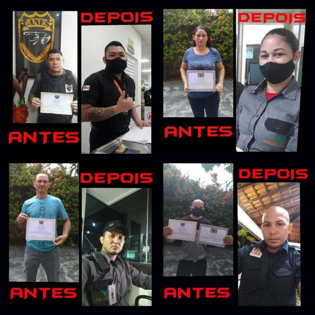 Curso de Agente de Portaria///Fiscal de Loja