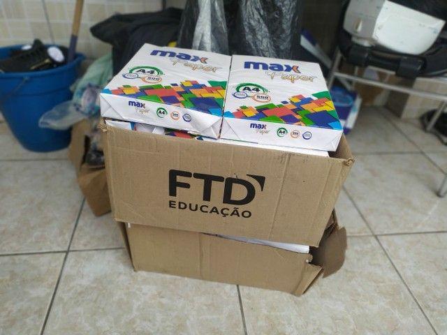 2 caixas Papel A4 cada uma é 220,00 - Foto 2