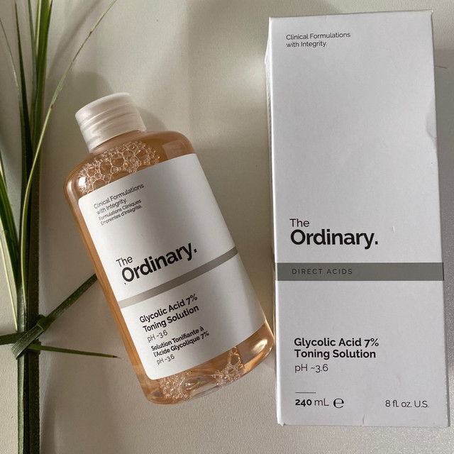The ordinary Glycolic Acid 7% toning solution  - Foto 2