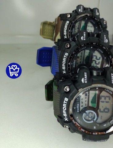 Relógio x-sports (entrega em domicílio) - Foto 6