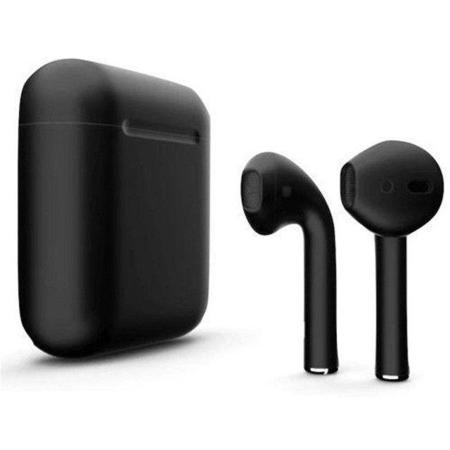 Fone de ouvido sem fio Bluetooth i12 TWS Inpods para Android/IOS - Foto 3