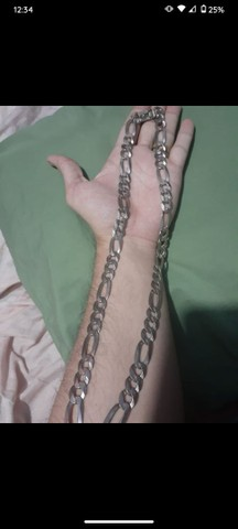 Corda de Prata 925