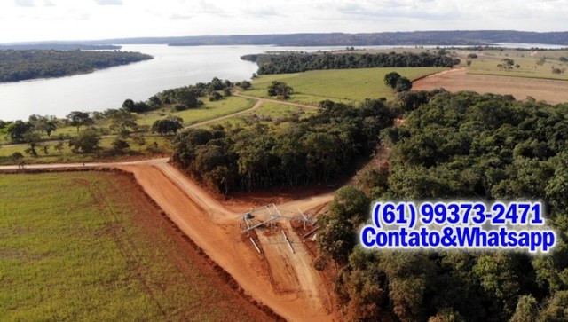 Corumbá 4, Chacaras no Lago Corumba 4, Lotes 700m2 (Corumbá IV) - Foto 9
