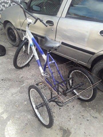Bicicleta triciclo valor 800 fone * - Foto 2