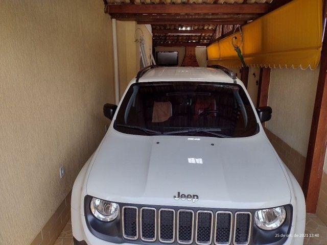 Jeep Renagade Sport MT Branca - Foto 12