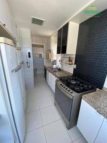 Apartamento Duplex com 4 dormitórios à venda, 210 m² por R$ 1.600.000 - Porto das Dunas -  - Foto 3