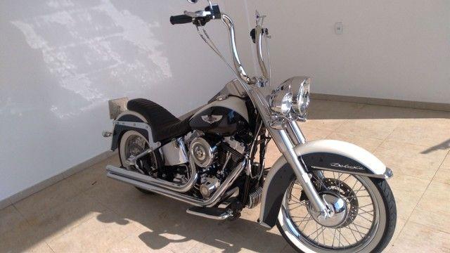 Moto Harley Davidson HD Softail Deluxe 2012 - Foto 10
