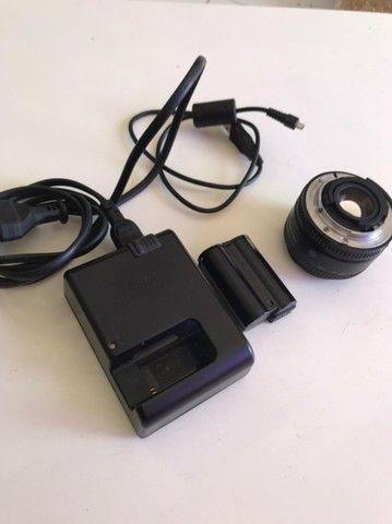 Nikon D7200 com lente Nikkor 50mm - Apenas 26k clicks.  - Foto 2