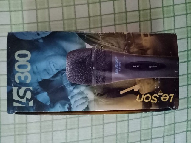 Microfone LS 300 - Foto 2