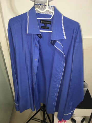 Dudalina - camisa social  - Foto 2