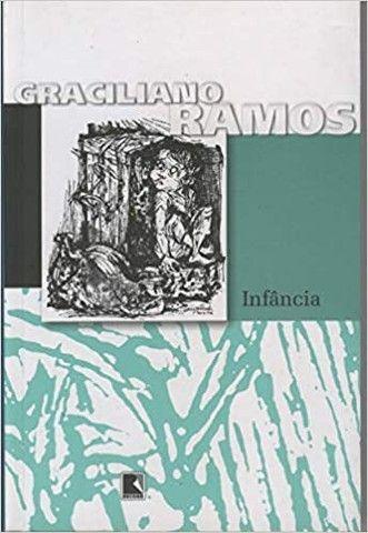 Livro- Infância- de Graciliano Ramos