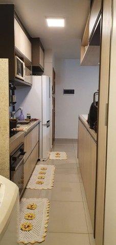 apartamento de 3 qts com escaninho, armários, porcelanato, condomínio reserva da amazônia - Foto 20