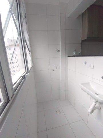 Apartamento à venda com 2 dormitórios em Campo grande, Santos cod:212608 - Foto 6