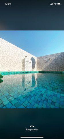 Construção de piscinas de vinil e azulejo  - Foto 4