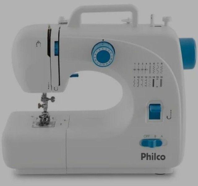 Máquina de costura Philco ( Nova, na caixa, com nota fiscal)