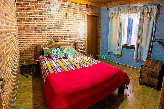 Casa com 2 quartos com 1 Suite - Cozinha Americana - 2 Vagas de garagem - Deck com Churras - Foto 10