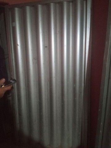 Dois portões de alumínio já usado  - Foto 2