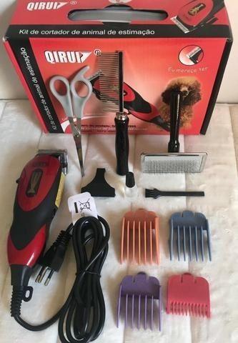 Kit Pet Shop curso e Máquina de tosa kit Profissional  - Foto 2
