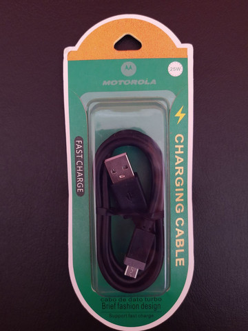 CARREGADORES USB-C E V8 - Foto 2