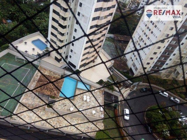 Apartamento com 2 dormitórios para alugar, 58 m² por R$ 1.200,00/mês - Imbuí - Salvador/BA - Foto 9