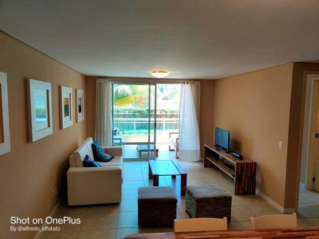 Apartamento para alugueo temporada na praia do Cumbuco  ce a metros do mar com  104 m2 e 3 - Foto 3
