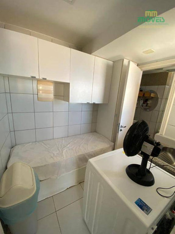 Apartamento Duplex com 4 dormitórios à venda, 210 m² por R$ 1.600.000 - Porto das Dunas -  - Foto 5