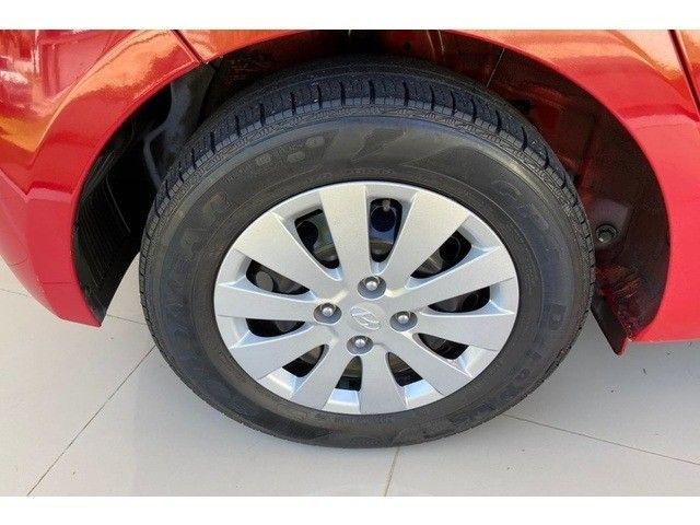 Hyundai HB20 1.6 comfort plus vermelho 16v flex 4p aut. - Foto 6