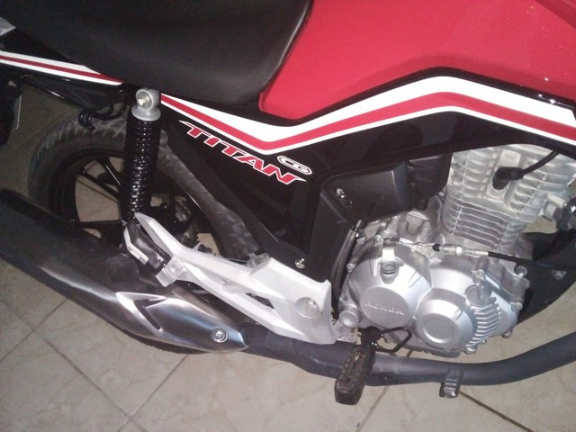 Está perfeita e nova motor de garagem  - Foto 5