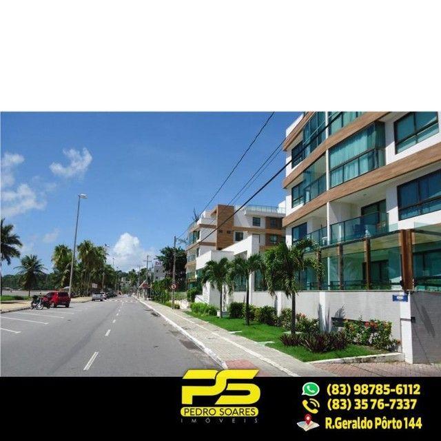 (LUXO) Cobertura com 2 qts sendo 1 suíte à venda, 130 m² por R$ 1.000.000 - Beira mar Cabo - Foto 15