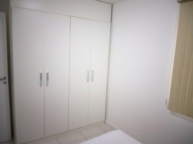 Centro: Apto 2 qts(1suíte), sala ampla, cozinha grande, 1 vaga. todo mobiliado! - Foto 12