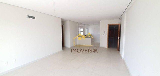 (Vende-se) Monte Olimpo - Apartamento com 3 dormitórios, 121 m² por R$ 650.000 - Olaria -  - Foto 3