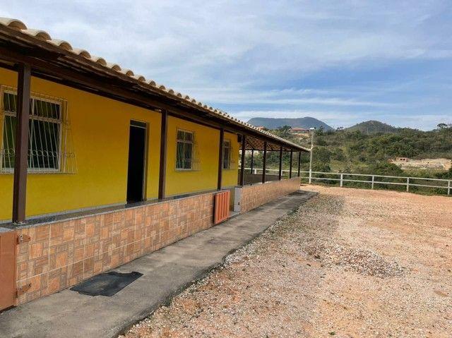 Vendo ou troco sítio em Taquaraçu de Minas a52km de bh - Foto 2