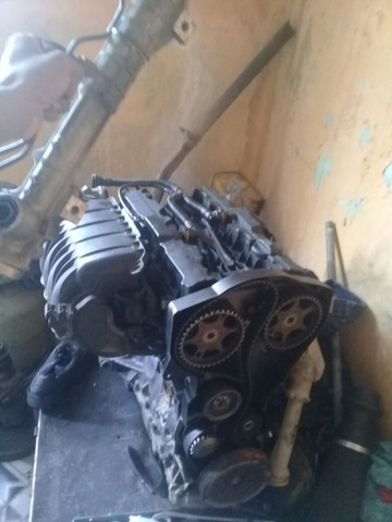 Vendo motor do Peugeot  - Foto 2