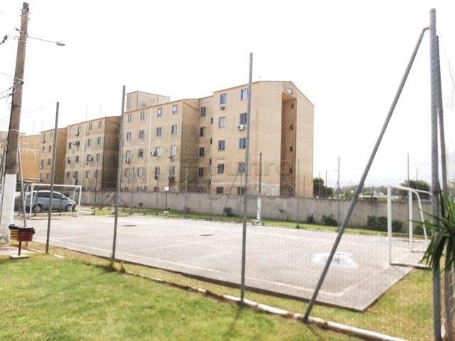 Apartamento para alugar com 2 dormitórios em Areal, Pelotas cod:L16377 - Foto 4