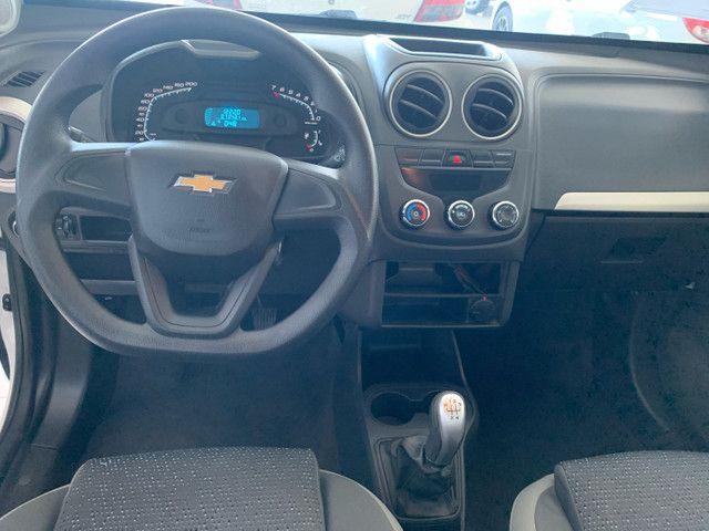 Chevrolet Montana 1.4 Ls Cs  Flex Manual - Foto 4