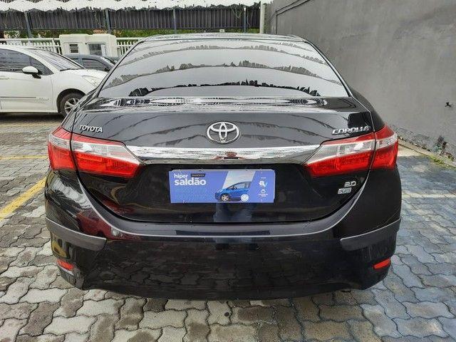 Corolla XEI 2015 2.0 com GNV 5° GERAÇÃO - Foto 3