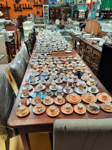 Mesa Imbuia até 20 lugares R$ 1.680,00