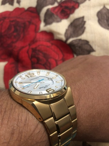 Orient relógio  - Foto 2