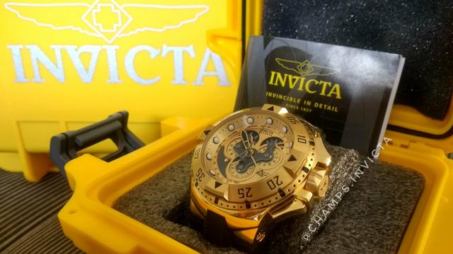 Invicta excursion original ref. 18557