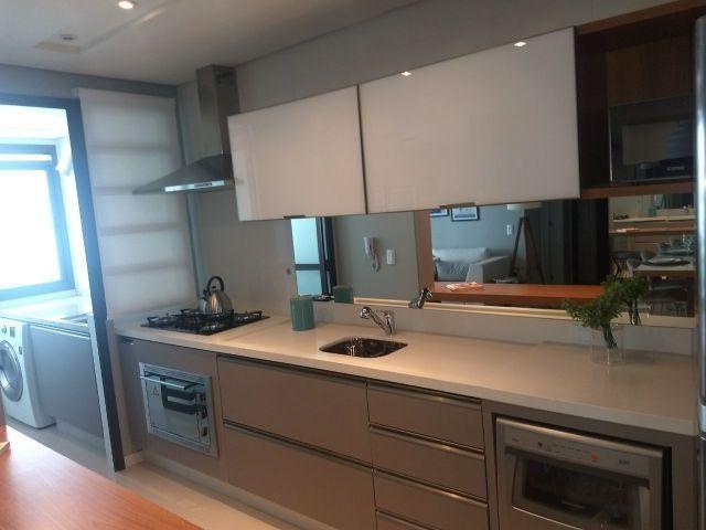 Apartamento de 2 quartos e 2 vagas de garagens no Itacorubi