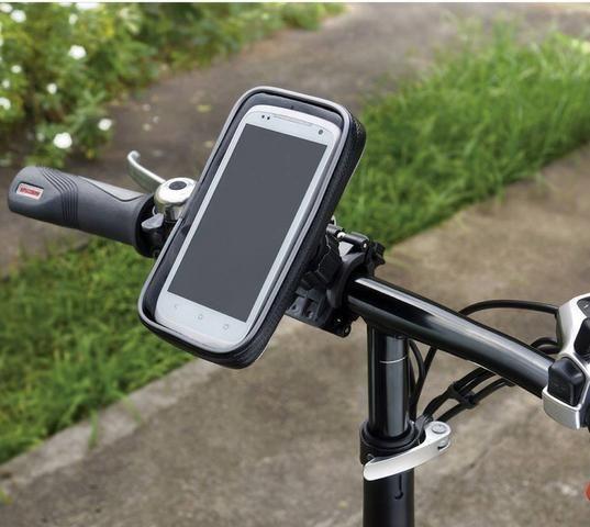 Suporte de Smartphone de 5 a 6.3 Polegadas para Bike e Motos - Foto 2