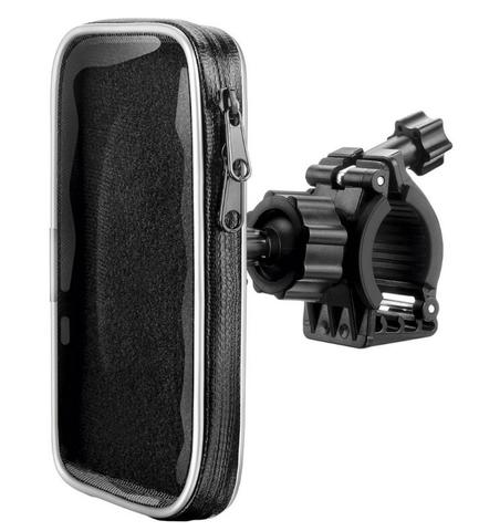 Suporte de Smartphone de 5 a 6.3 Polegadas para Bike e Motos