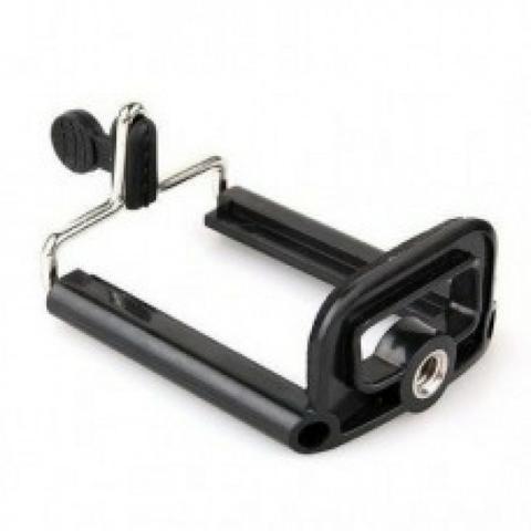 Adaptador para colocar o celular tripé ou bastão