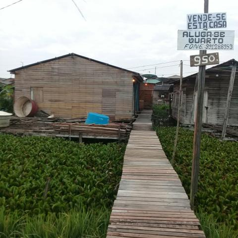Vendo uma vila de quartos area de ressaca
