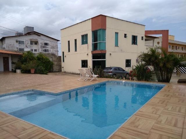 Casa no Cohaserma c/ 5 Suites, Piscina e Garagem p/12 Carros